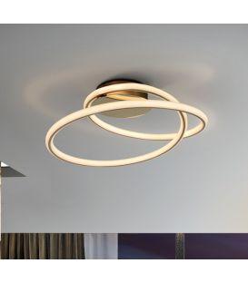 44W LED Lubinis šviestuvas TUBE Gold Ø52 138505