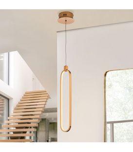 13W LED Pakabinamas šviestuvas COLETTE Rose gold 787130