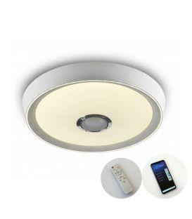 30W LED Lubinis šviestuvas JAZZ Ø50 Dimeriuojamas 851472