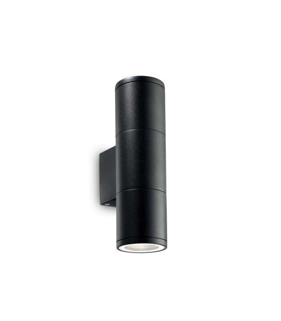 Sieninis šviestuvas GUN AP2 SMALL Black IP44 100395