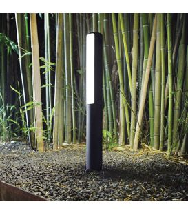 10.5W LED Pastatomas šviestuvas ETERE Anthracite IP44 4000K 172439