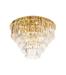 Lubinis šviestuvas MONACO Gold Ø60 C0206