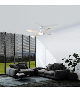20W LED Šviestuvas su ventiliatoriumi TRINIDAD White 35084