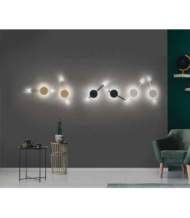 16W LED Sieninis šviestuvas AP.JAMES/ORO