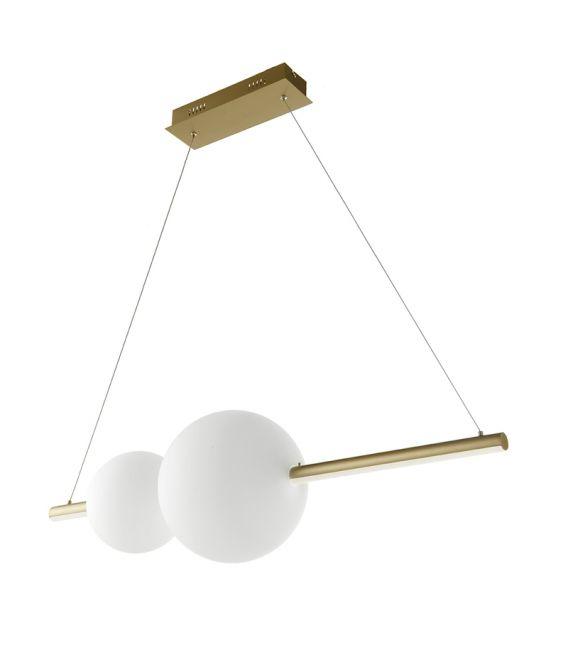45W LED Pakabinamas šviestuvas SO.FUFI/ORO