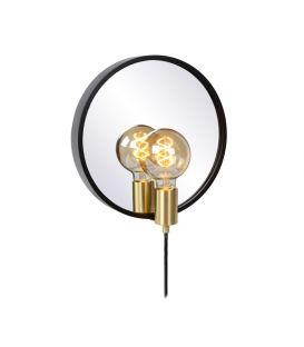 Sieninis šviestuvas REFLEX Black 36213/31/30