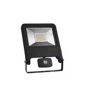 50W Sensorinis LED prožektorius Black IP44 4058075268746
