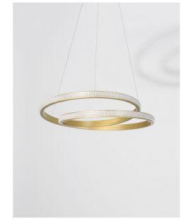 25W LED Pakabinamas šviestuvas GRANIA Gold dimeriuojamas 9818510