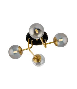 Lubinis šviestuvas FIORE Gold 4 4254400
