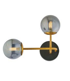 Sieninis šviestuvas FIORE Gold 4254300