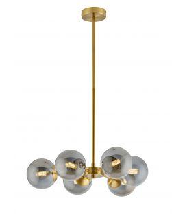 Pakabinamas šviestuvas FIORE Gold 6 4254700