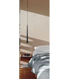 4W LED Pakabinamas šviestuvas FOX Black 4248100