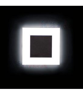 0.8W Įmontuojamas šviestuvas APUS Black 26538