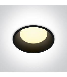 9W LED Įmontuojamas šviestuvas DARK LIGHT 3000K 10109D/B/W