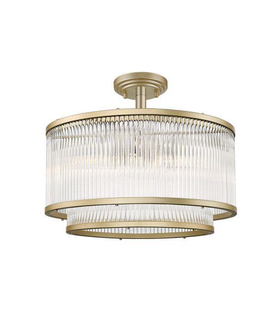 Lubinis šviestuvas KAROLINA Gold 4258800
