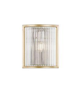 Sieninis šviestuvas KAROLINA Gold 4258700