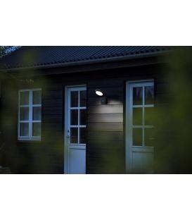 10W LED Sieninis šviestuvas MARINA Black 46831003