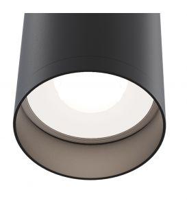 Lubinis šviestuvas FOCUS Black Ø6 C010CL-01B