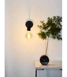 Sieninis šviestuvas SCOTT Black 45265/01/30