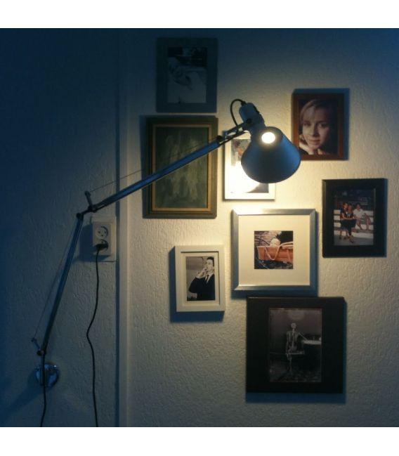 Sieninis šviestuvas TOLOMEO MINI LED A005600+A025150