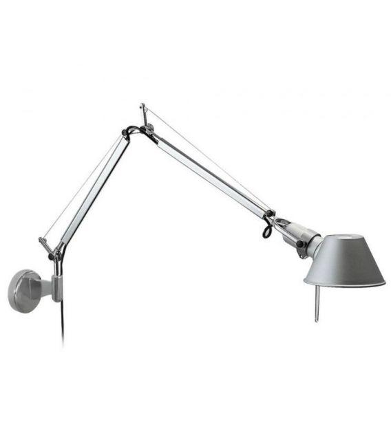 Sieninis šviestuvas TOLOMEO MICRO A010900+A025150