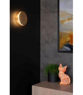 7W LED Sieninis šviestuvas EKLYPS Gold Ø15 46201/06/02