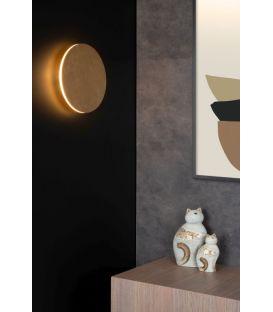 9W LED Sieninis šviestuvas EKLYPS Gold Ø25 46201/08/02