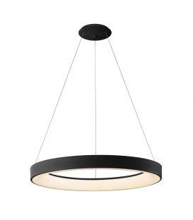 50W LED Pakabinamas šviestuvas NISEKO Black Ø65 Dimeriuojamas 7754
