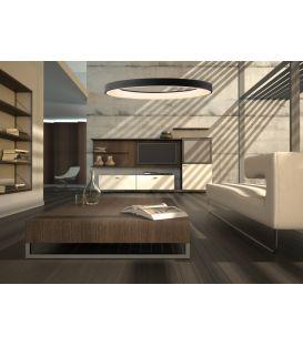 60W LED Pakabinamas šviestuvas NISEKO Black Ø90 Dimeriuojamas 7753