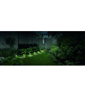 12W LED Įsmeigiami šviestuvai ENDURA GARDEN 18 Dot IP65 4058075478473