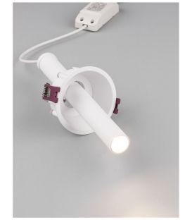 9W LED Įmontuojamas šviestuvas ZETAN White 9232121