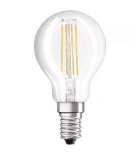 6.5W LED Lempa E14 2700K 4058075590977