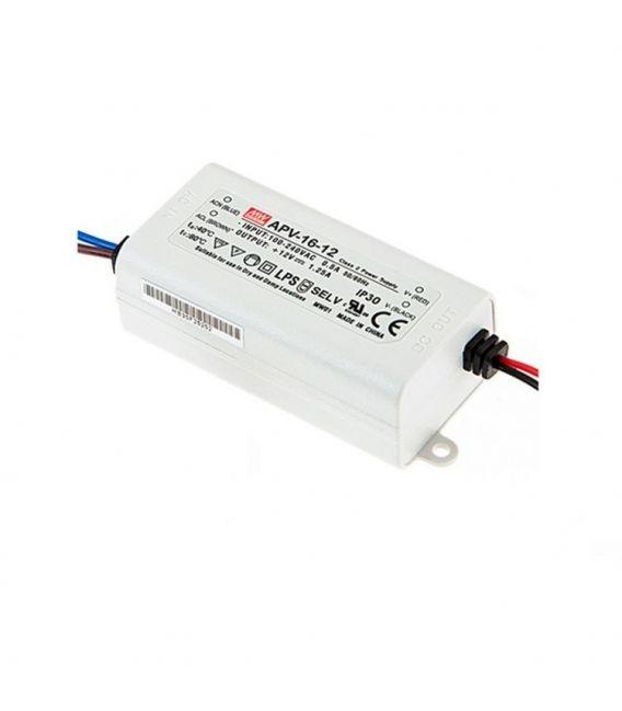 Transformatorius APV-16-12 16W 12V 1,25A IP30