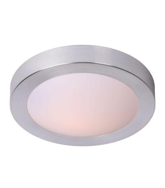 Lubinis šviestuvas FRESH 27 Grey IP44