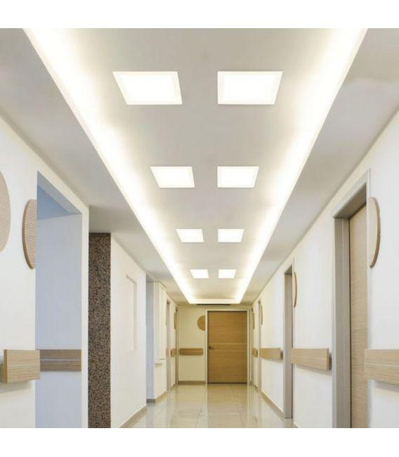 Įmontuojama LED panelė FUEVA 1 16,5W 22,5x22,5 3000K 94068