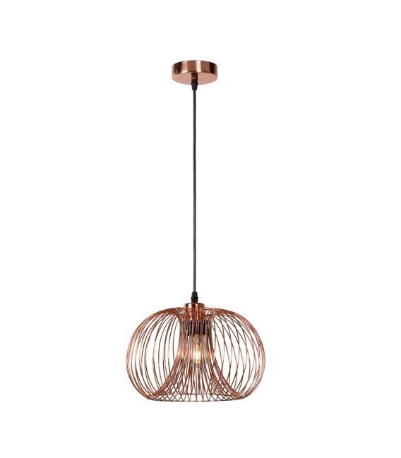 Pakabinamas šviestuvas VINTI Ø30 Copper 02400/30/17