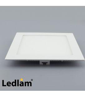 Įmontuojama LED šviesos panelė 12W [EPISTAR] 3000K