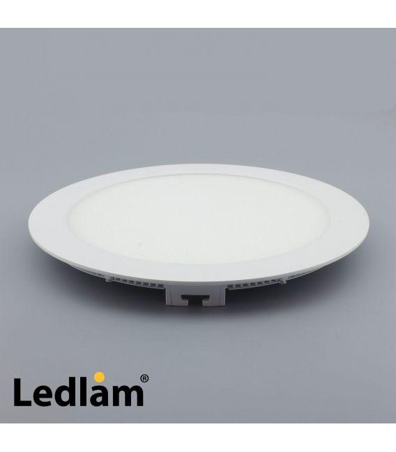 Įmontuojama LED šviesos panelė 18W [EPISTAR] 3000K