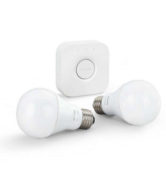 HUE LED STARTER (valdiklis + 2 E27 lempos)