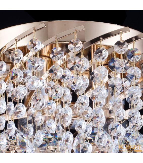 Lubinis šviestuvas Karolina Ø51cm DIA120-09-G