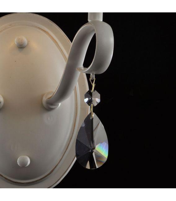 Sieninis šviestuvas BRIONIA ARM172-02-G