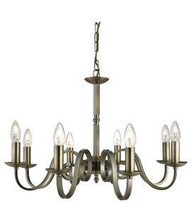 Pakabinamas šviestuvas RICHMOND 1508-8AB