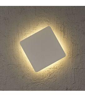 Sieninis šviestuvas BORA BORA LED White 13x13 C0103