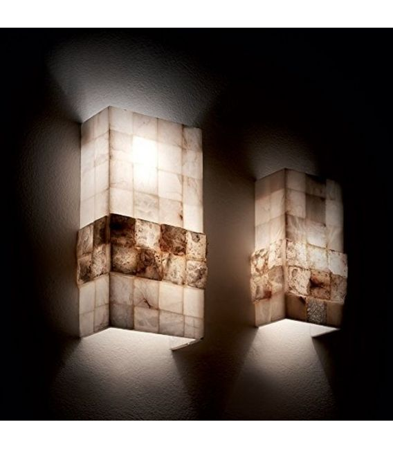 Sieninis šviestuvas STONES AP2