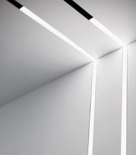 Linijinių šviestuvų sistemos