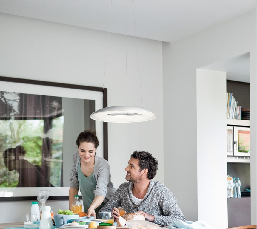 Philips LED šviestuvas