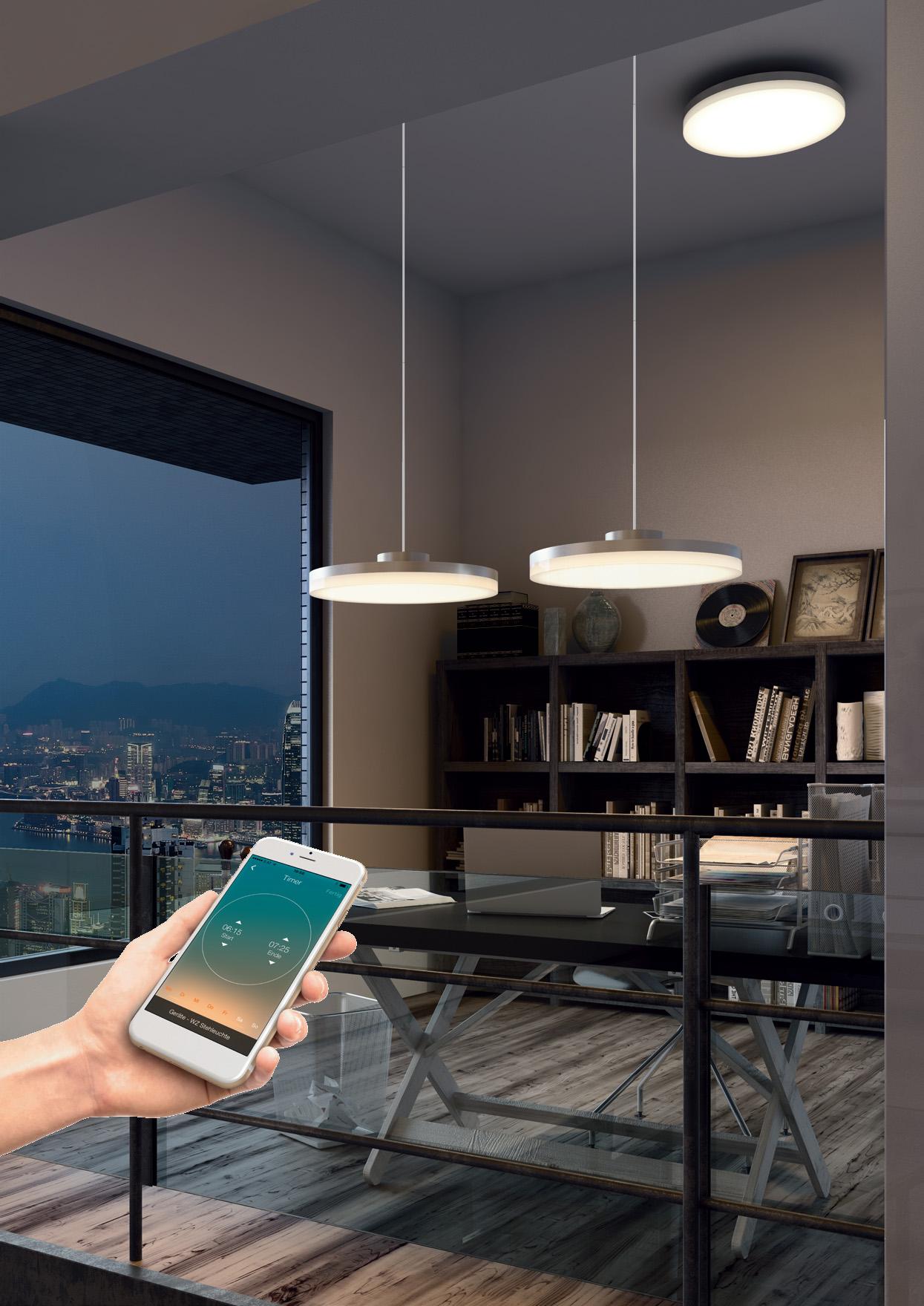 Smart LIGHTING – interaktyvusis apšvietimas