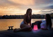 Pabėgimas į gamtą: pasirūpinkite jaukumu su šviesa