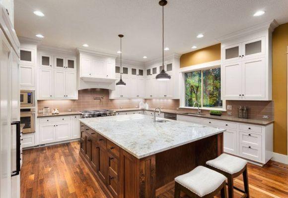 Virtuvės apšvietimas: apgalvoti reikia daugybę aspektų
